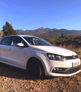Get to know the fleet of the car rental company Soyka on La Palma (Canary Islands) now!